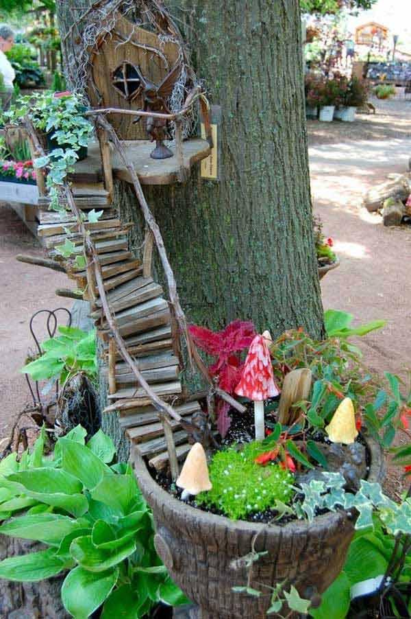 26 Low Budget & Easy DIY Ideas To Make Your Backyard Wonderful