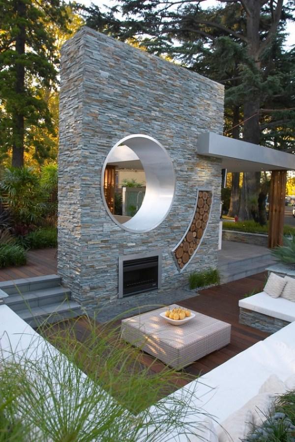sensational contemporary patio