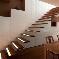 Dining Table And Sofa In Living Room Single Bed Recliner 16 Breathtaking Modern Staircase Designs Are The Daily ...