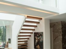 16 Memorable Contemporary Staircase Designs That Will ...