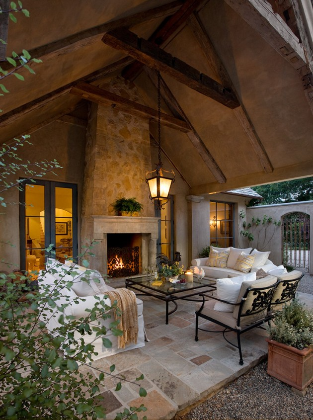 Small Screened Patio Designs