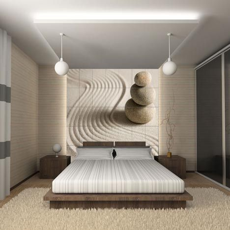 Decorating a room offers the chance to put your individual style on display and make a space unique. 16 Calming Zen Inspired Bedroom Designs For Peaceful Life