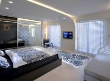 15 Ultra Modern Ceiling Designs For Your Master Bedroom