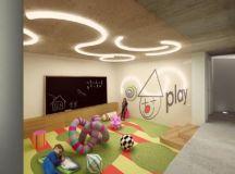 14 Gorgeous Child's Room Ceiling Design Ideas