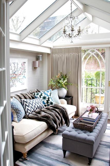 19 Fantastic Ideas for Cozy Beautiful Sunroom