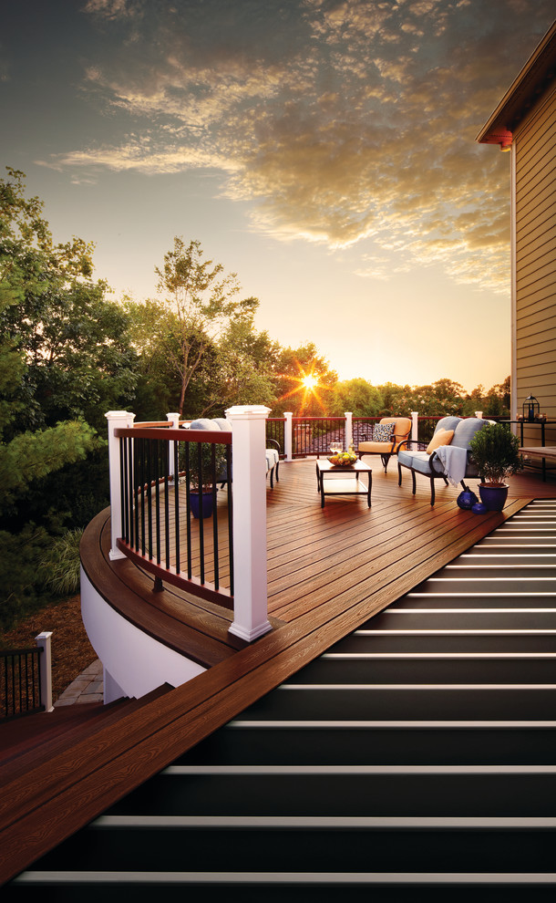 Modern Deck Railing Ideas
