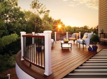 15 Brilliant Transitional Deck Designs To Make Your ...