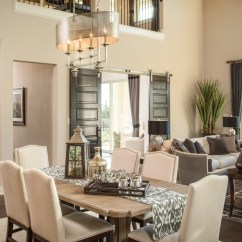 Transitional Living Room Furniture Sitting Arrangement Design 15 Terrific Dining Designs That Will Fit In Your Home 105 Rancho Trail