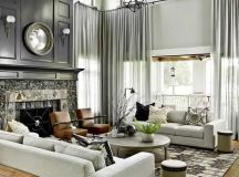 15 Wonderful Transitional Living Room Designs To Refresh ...