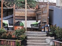 16 Opulent Transitional Patio Designs For The Spring And ...
