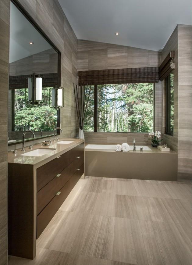 16 Tremendous Contemporary Bathroom Interior Designs To ...