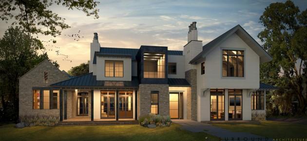 Transitional Home Design Ideas