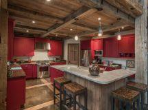 17 Beautiful Rustic Kitchen Interiors Every Rustic ...