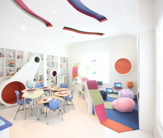 Amusing Contemporary Kids Room Interior Designs Your Kids Will Love To Play In