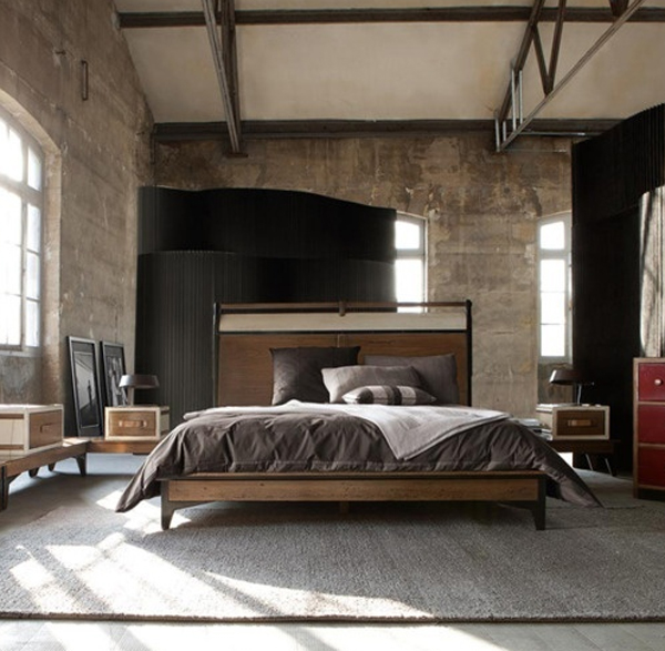 masculine bedroom decorating ideas 15 Splendid Masculine Bedroom Design Ideas For Men With Style
