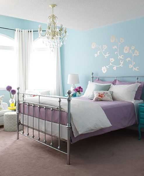 We may earn commission on some of the items you choose to buy. 21 Pastel Blue Bedroom Design Ideas