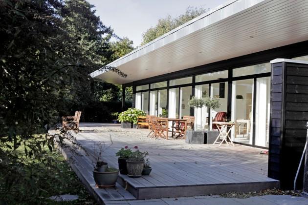 15 Awesome Scandinavian Garden  Patio Designs For Your