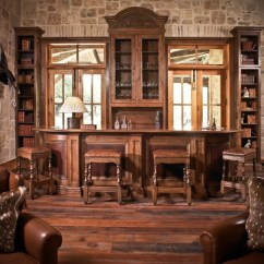 Bar Stool Chair Design Rocking With Cushions Philippines 16 Awe-inspiring Rustic Home Bars For An Unforgettable Party