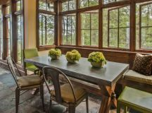 17 Amazing Rustic Dining Rooms That Will Make You Enjoy ...