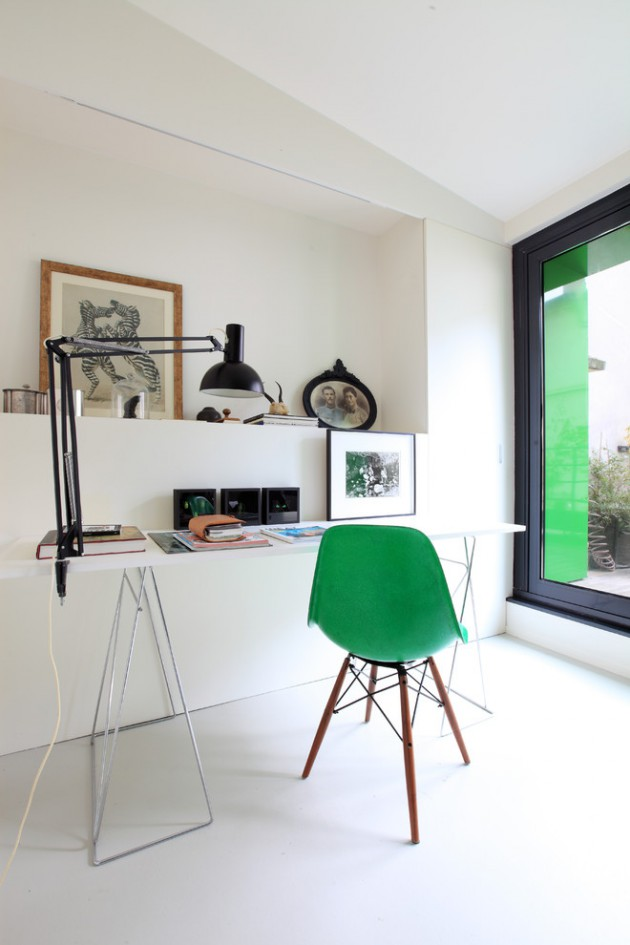 17 Incredible Scandinavian Home Office Designs To Boost