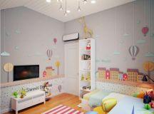 18 Compelling Scandinavian Kids' Room Designs That Kids ...