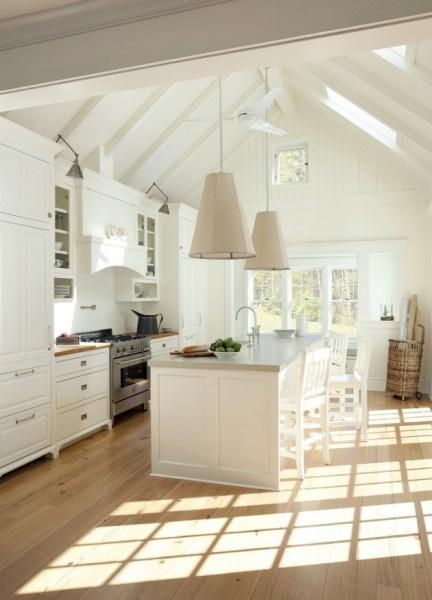 coastal style kitchen 18 Fantastic Coastal Kitchen Designs For Your Beach House