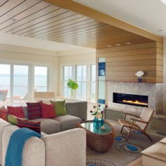 Kitschy Living Room Designs Pictures 18 Tranquil Coastal Rooms To Ensure Your Comfort
