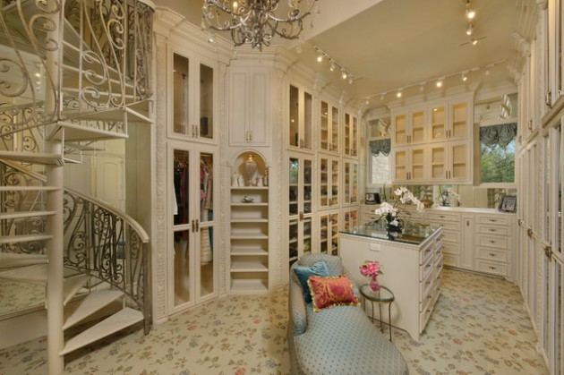 20 Extravagant WalkIn Closets That Will Amaze You