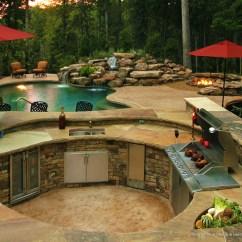 Outdoors Kitchen Home Depot Backsplash Tile 20 Brilliant Outdoor Design Ideas