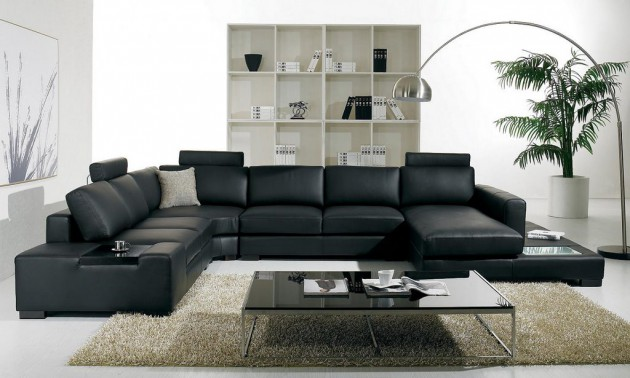leather sofa sets for living room elegant paint colors 15 classy set designs