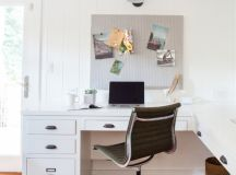 15 Beautiful Eclectic Home Office Designs Full Of Inspiration