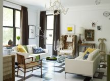 15 Incredible Eclectic Living Room Designs That You Can ...