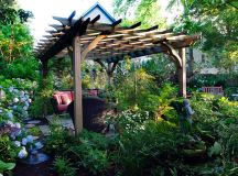 16 Breathtaking Eclectic Garden Designs Shining With Cool ...