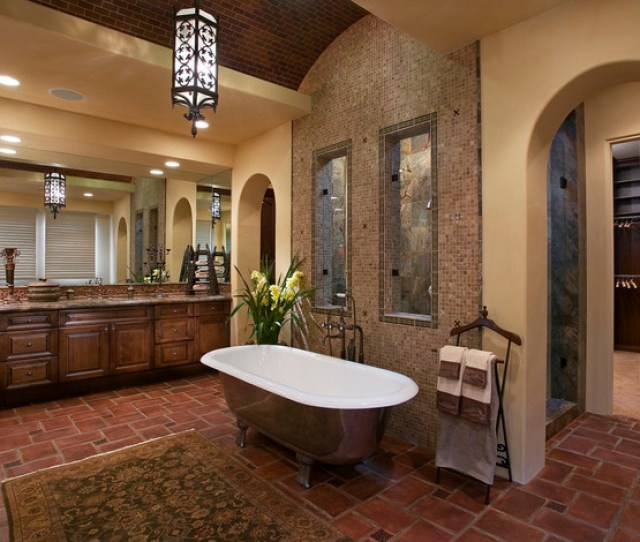 Exquisite Mediterranean Bathrooms That Will Show You What Perfection Is Like