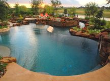 18 Sensational Eclectic Swimming Pools To Cool You Down ...
