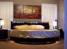 19 Luxury Round Master Bedroom Designs That Everyone Need ...