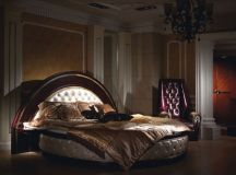 19 Luxury Round Master Bedroom Designs That Everyone Need ...