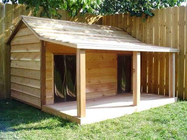 10 Of The Coolest Dog House Designs