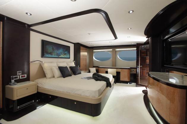 17 Extraordinary Yacht Bedroom Designs That You Will Want