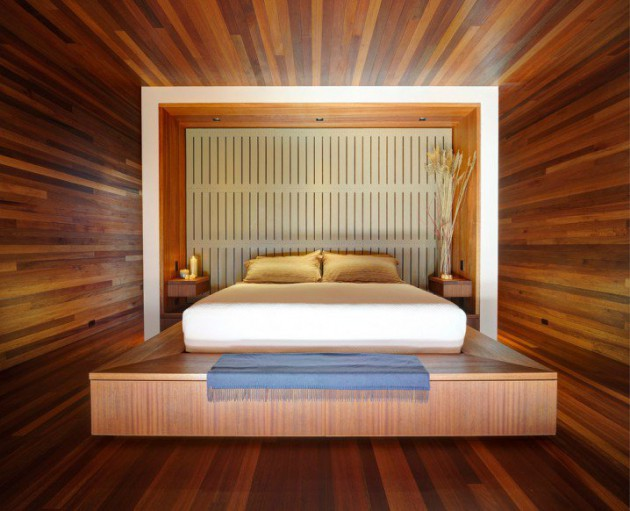17 Appealing Platform Bed Designs For Real Pleasure In The