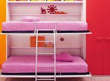 Top 19 Most Coolest Bunk Bed Design Ideas