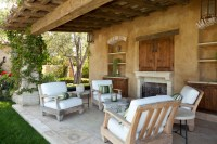 18 Charming Mediterranean Patio Designs To Make Your ...