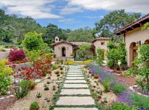 18 Cultivated Mediterranean Landscape Designs That Will ...