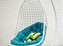 19 Gorgeous Hanging Chair Designs For Extra Pleasure In ...