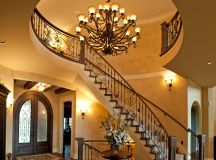 22 Stylish Mediterranean Staircase Designs To Spice Up ...