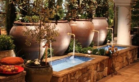 Design Features Water Landscape