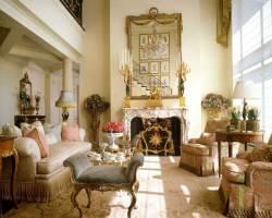 18 Impressive French Living Room Design Ideas