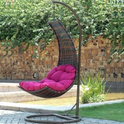 Hanging Chair Outdoor Bamboo Style Dining Room Chairs 19 Gorgeous Designs For Extra Pleasure In The Garden
