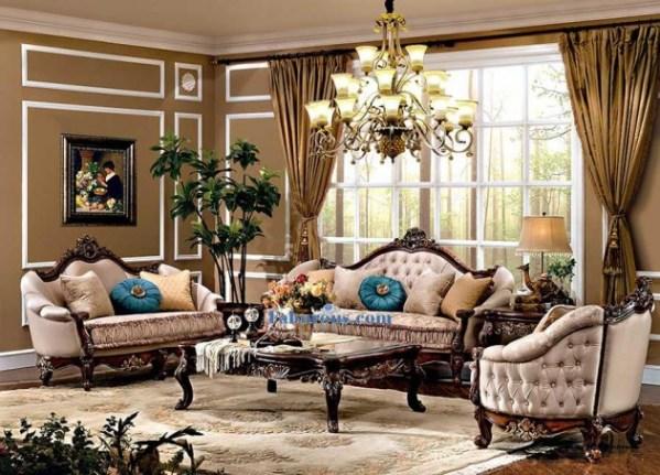 antique design living room 17 Timeless Antique Living Room Design Ideas
