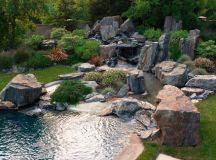 17 Spectacular Rustic Landscape Designs That Will Leave ...
